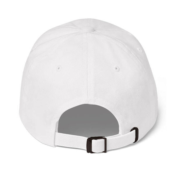 Monero Hat Subtle Back Buckle Detail