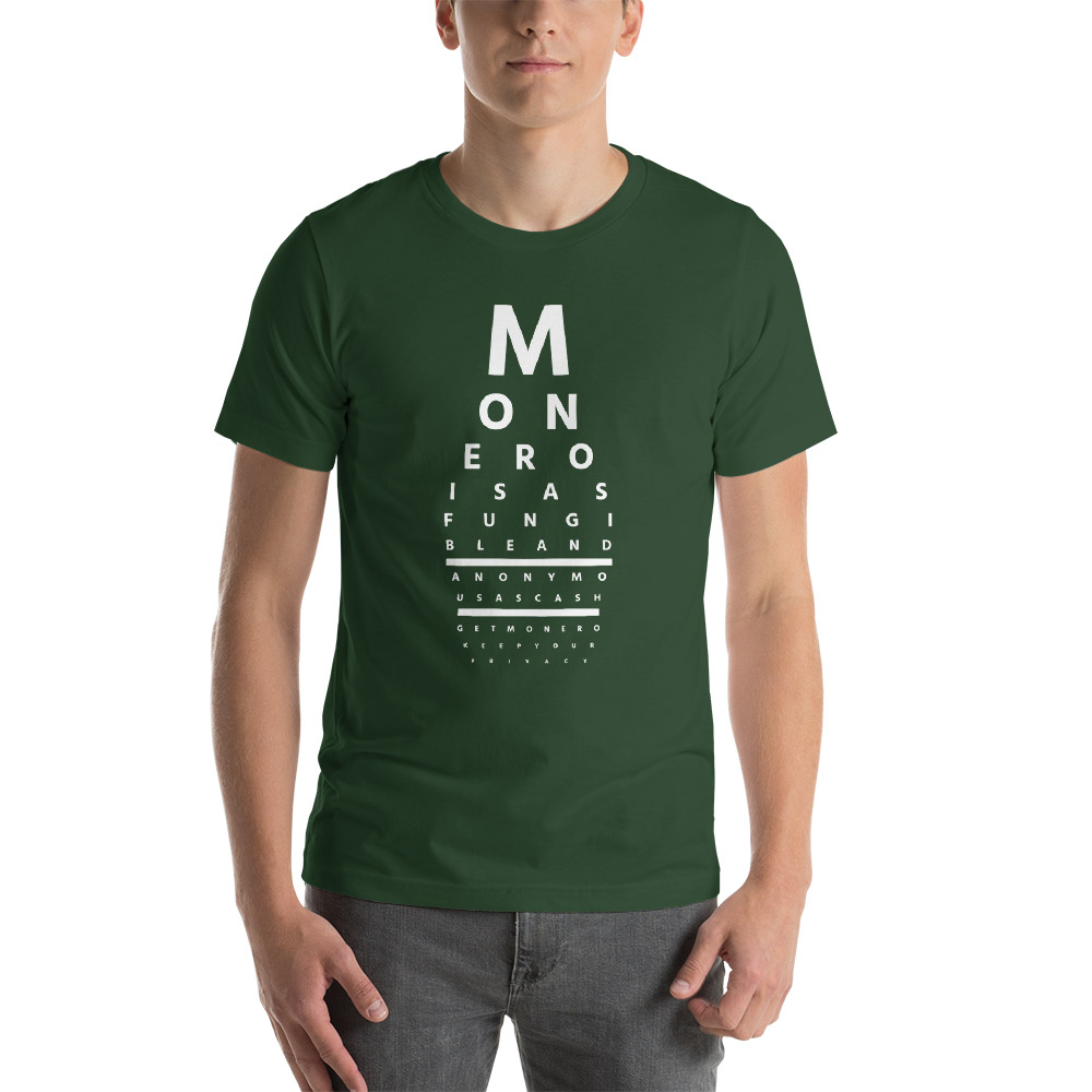 Monero Vision T-Shirt